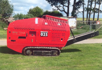 Mini Crusher available for hire