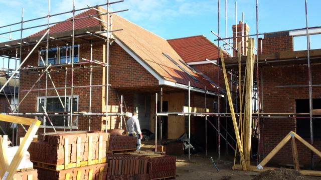 Photo of New Build at Compton