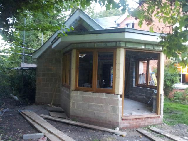 Photo of Home extension in Wantage, Oxfordshire